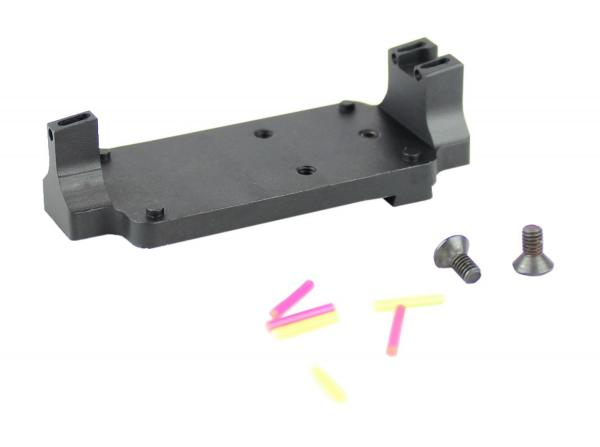 T 5KU GB442 Optima Doctor Vortex Fiber Sight Base VFC G17