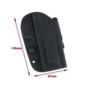 G 0305 Kydex Holster for Marui 92 96 M9A3 ( BK )