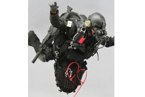 G 1/6 Very Hot 1003 HALO Paratrooper
