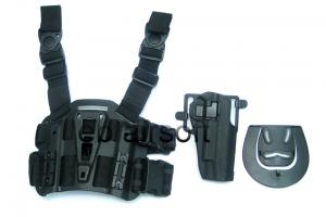 G CQC Holster & Plateform for 1911 black