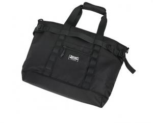 G DABOMB 30809 TOTEBAG WITH MOLLE SYSTEM (BLK)