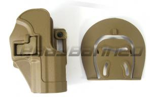 G CQC Holster for H&K USP Compact Tan