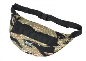 G DABOMB WAIST BAG WITH MOLLE SYSTEM ( Tiger Stripe )