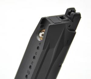 T MIC GBB 25 rds magazine for Marui PX4