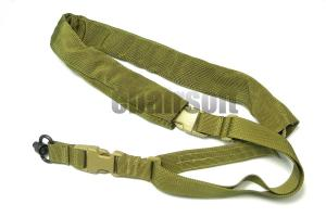 G TMC D-S Single Point Sling ( Khaki )