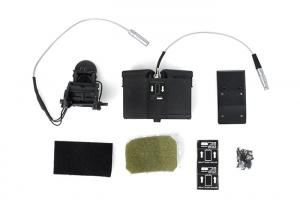 G EVI ANVIS 9 NVG mount set with battery case