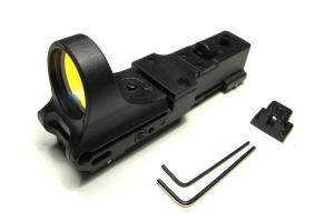 T Element SeeMore Railway Reflax Sight ( Black )