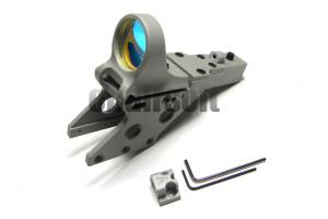 T Element SeeMore Reflax Sight For Hi-Capa ( Grey )