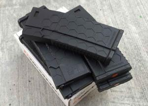 T Hexmag Airsoft 120rd Magazine for AEG (5pcs Black)