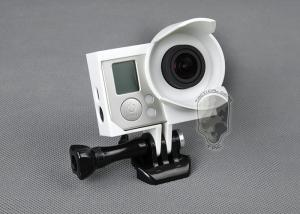 G TMC Tripod Cradle Sunshade Housing for GoPro Hero3 3+ Cam (Whi