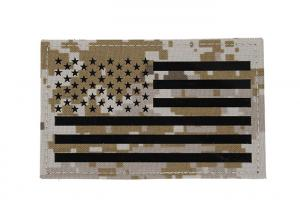 G TMC Large US Flag Infrared Patch AOR1