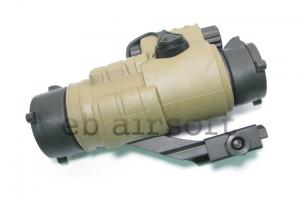 T Military Type 30mm Red Dot Sight Cover (Sand)