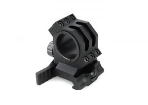 T OP Quick lock Scope Mount 25 / 30mm ( BK )