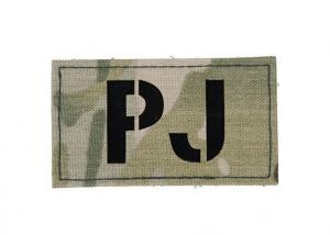 G TMC PJ Infra Red Call Sign Patch Multicam