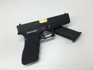 T Storm airsoft arsenal G17 GBB Special Ver ( Golden Slide )
