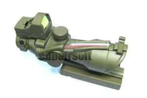 T TA31 4x Combat Scope w/ Doctor sight (Tan)