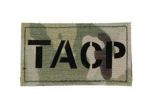 G TMC TACP Infra Red Call Sign Patch Multicam