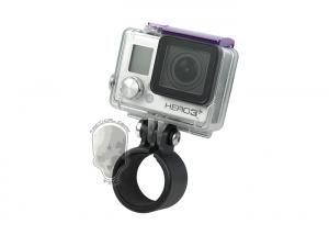 G TMC 30mm round mount for Gopro ( BK )