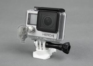 G TMC 360 Turntable QD Buckle for Gopro Cam ( White )