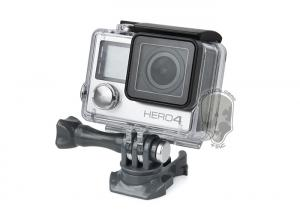 G TMC 360 Turntable QD Buckle for Gopro Cam ( Grey )