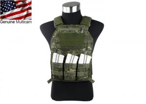 G TMC 419 PLate Carrier ( Multicam Tropic )