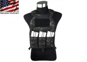 G TMC 419 PLate Carrier ( Multicam Black )