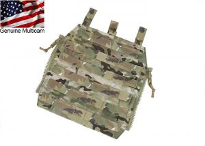 G TMC 7 MOLLE Zip Panel ( Multicam )