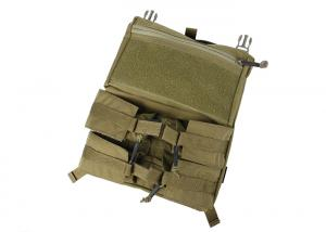G TMC Assault Back Panel for 420 PC ( Khaki )