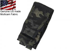 G TMC C Single M4 Vertical Pouch ( Multicam Black )