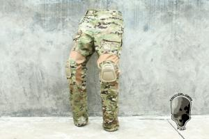 G TMC CP Gen2 style Tactical Pants with Pad set ( MC )