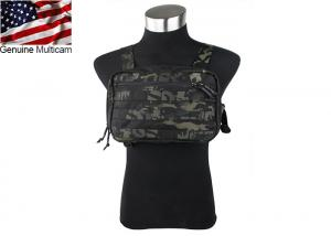 G TMC Chest Recon Bag ( Multicam Black )