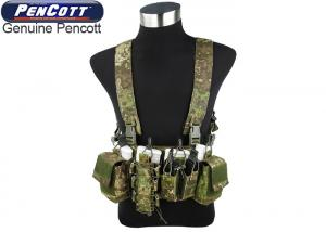 G TMC D-Mittsu Chest Rig ( GreenZone )