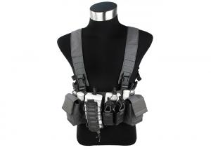 G TMC D-Mittsu Chest Rig ( Wolf Grey )