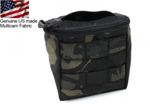 G TMC Disposable Glove Pouch ( Multicam Black )