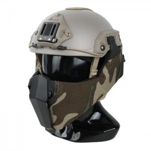 G TMC MANDIBLE for OC highcut helmet ( Woodland )