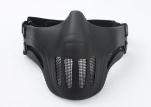 G TMC Ghost Recon style Mesh Face Mask ( BK )