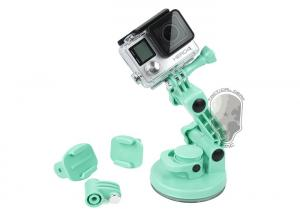 G TMC GoPro Suction Cup Mount Pgreen HR233-PGN