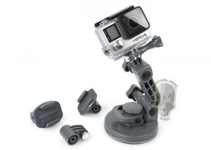 G TMC GoPro Suction Cup Mount Grey HR233-GY