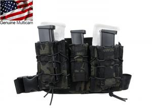 G TMC Hight Hang Mag Pouch and Panel Set ( Mulitcam Black )