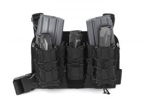 G TMC Hight Hang Mag Pouch and Panel Set ( Black )