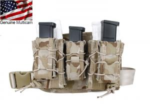 G TMC Hight Hang Mag Pouch and Panel Set ( Mulitcam Arid )
