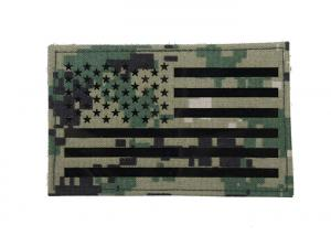 G TMC Large US Flag Infrared Patch AOR2