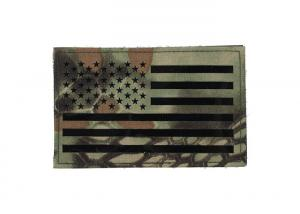 G TMC Large US Flag Infrared Patch MAD