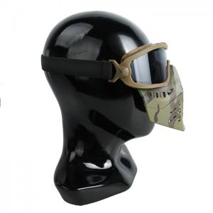 G TMC Impact-rated Goggle with Removeable Mask ( Multicam )