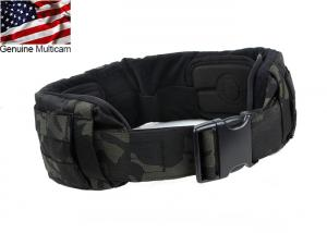 G TMC Low Profile BL Belt  ( Multicam Black )