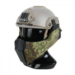 G TMC MANDIBLE for OC Highcut Helmet ( GreenZone )