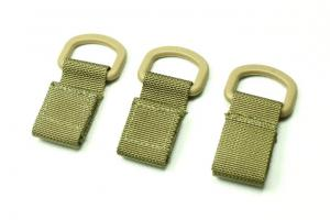 G TMC MOLLE Shackle ( Khaki )
