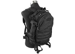 G TMC MOLLE Style A3 Day Pack ( Black )