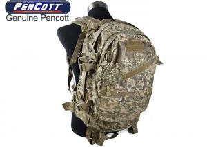 G TMC MOLLE Style A3 Day Pack ( PenCott Badlands )