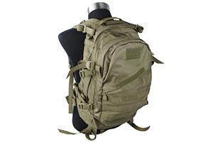 G TMC MOLLE Style A3 Day Pack ( Khaki )